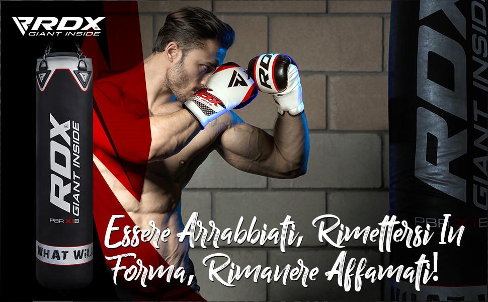 Muay Thai Boxer Arti Marziali Combattimento Sport Mma Portachiavi