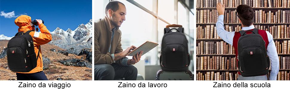 della-gao-zaino-antifurto-zaino-porta-pc-uomo-lavo