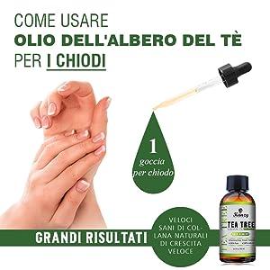 no sale tax new photos great fit Olio di Albero del Tè - Tea Tree Essential Oil - 100% Essenziale Pure.(60ml)