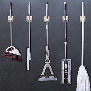 portaspazzole mop hanger