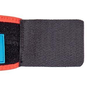 La ginocchiera per legamenti FitFitaly ha un'ampia vestibilità grazie a cinghie elastiche regolabili