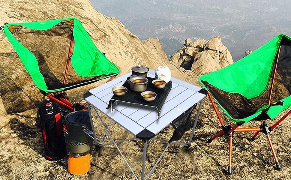 Tavolo Da Pieghevole PieghevoleTavolino Geertop Campeggio Giardino QCrdhtsx