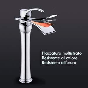 Rubinetto Miscelatore Monocomando
