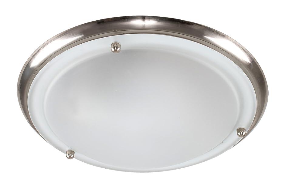 Plafoniere Minisun : Minisun plafoniera ip44 per il bagno flush moderna e rotonda