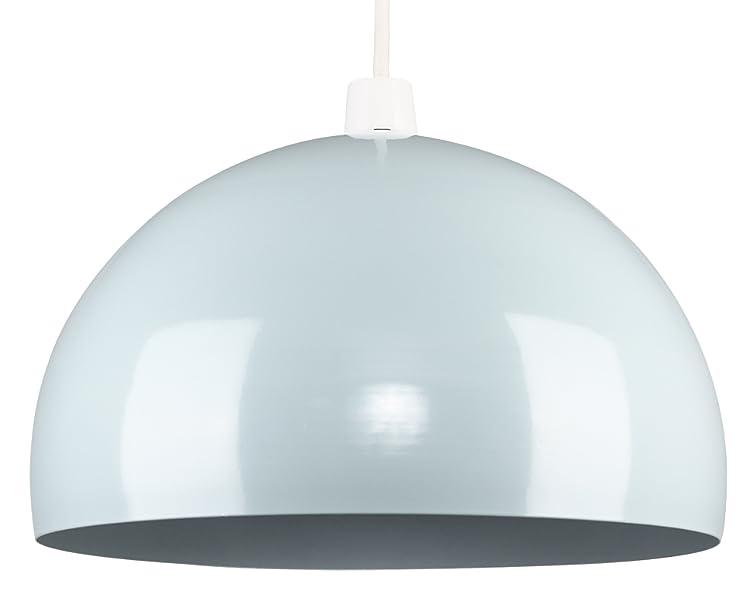 Plafoniere Minisun : Minisun paralume moderno e cupolato con una finitura di colore
