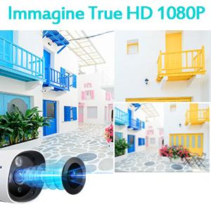 1080 P HD Immagine