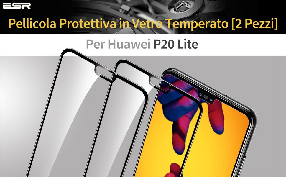 Pellicola Huawei P20 Lite