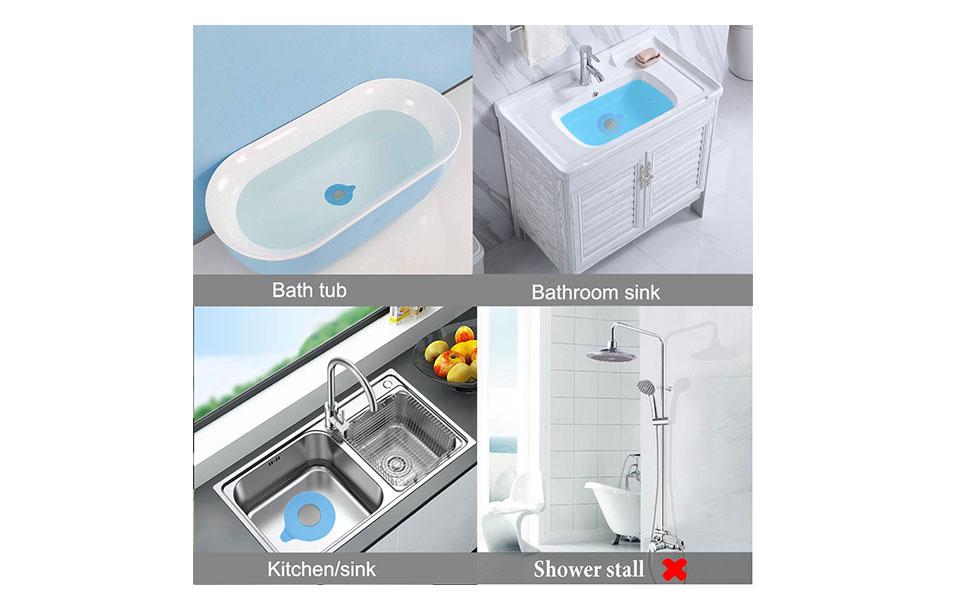 tappo per vasca da bagno - GreeSuit Universale tappo per ...
