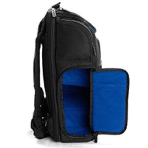 USA GEAR  S17 Zaino da Camera Blu