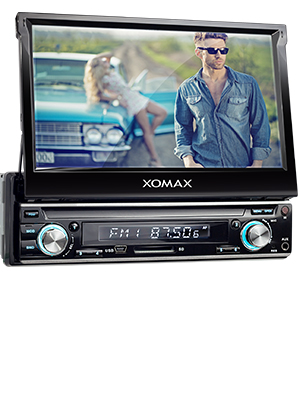 XOMAX XM-VRSU743BT