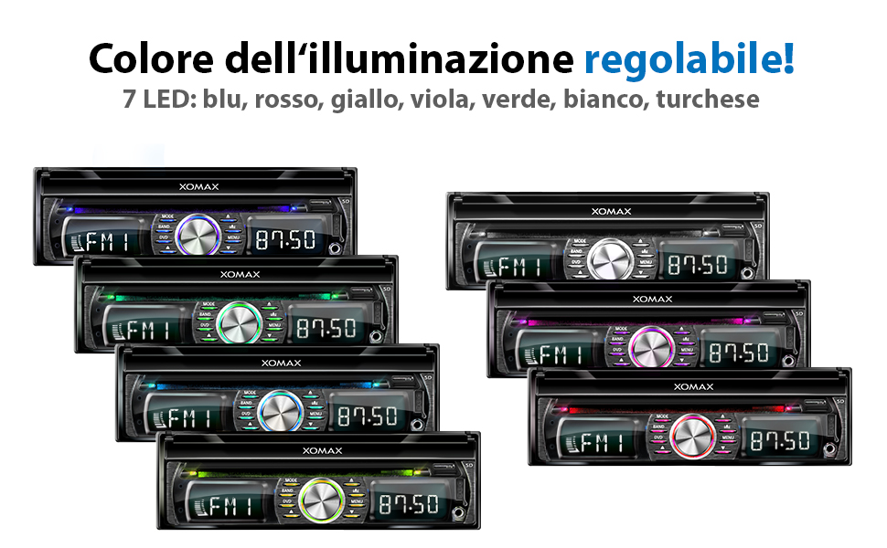 Pomello del cambio con illuminazione led verde con rga amazon