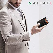 porta carte di credito nailati