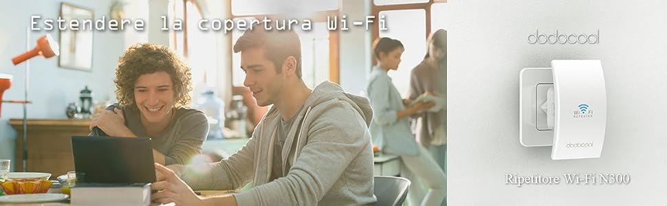 estendere wifi