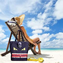 beach bag with cooler scene 01