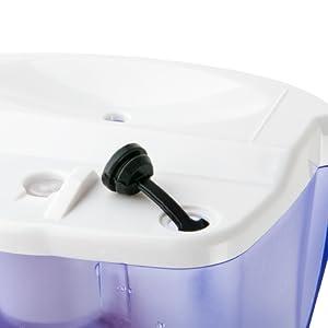 facile da svuotare automatico interattivo facile da usare serbatoio pieno rimozione della vaschetta