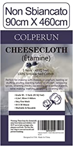 Cheesecloth 5y