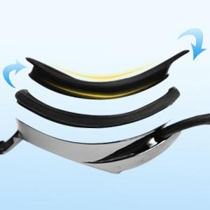 Confortevole design in silicone morbido a tenuta