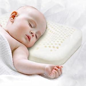 Cuscino testa piatta neonato