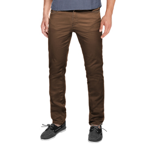 Match Uomo Pantaloni Chino Casual Cotone Slim Fit