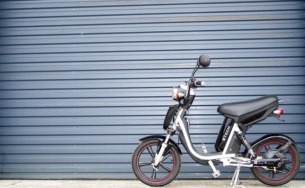 Bicicletta Elettrica Elop E Bike Ciclomotore Scooter Elettrico Ciclo