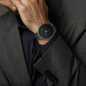 orologio minimalista uomo Orologi analogico