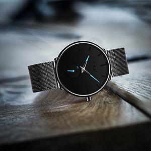 orologio da polso uomo design