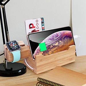 Supporto di Ricarica per iWatch airpods accessori dock airpods usb airpods