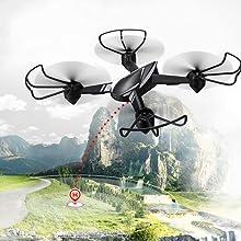 Con Hd E 2 Drone Telecamera Funzione Fpv App Wifi E32hw Eachine 0mp TEqC1C