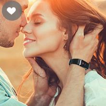 smartwatch fitness tracker pressione sanguigna cardiofrequenzimetro da polso donna uomo android ios