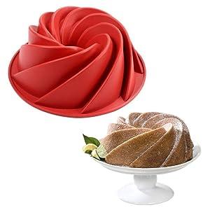 stampo in silicone per torte
