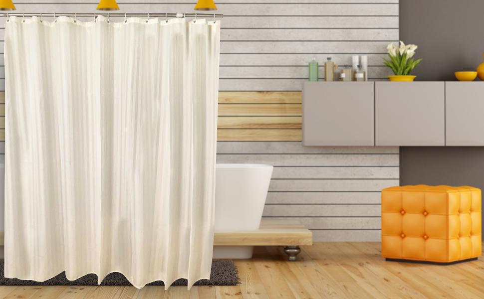 Tende Da Doccia In Tessuto : Tende per vasca da bagno affordable tende da doccia in lino with