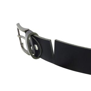 cinta uomo donna unisex lunghezza regolabile cm abbigliamento accorciare elegante cuoio bovino
