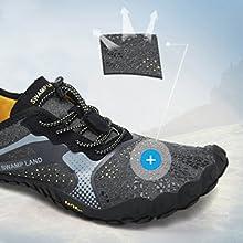 Correre Barefoot