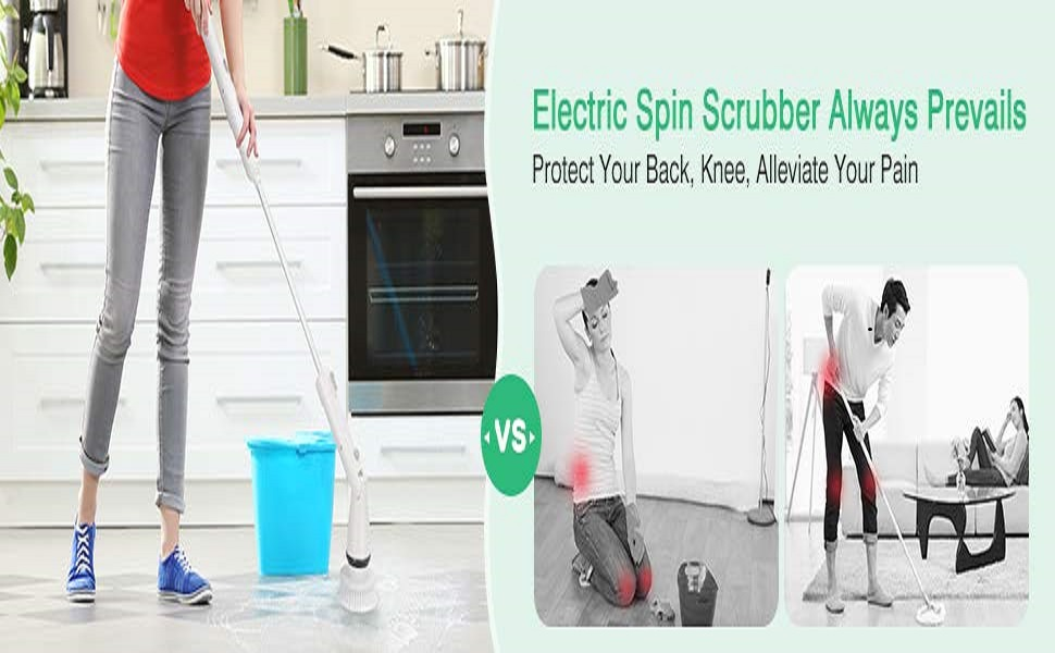 spin scrubber