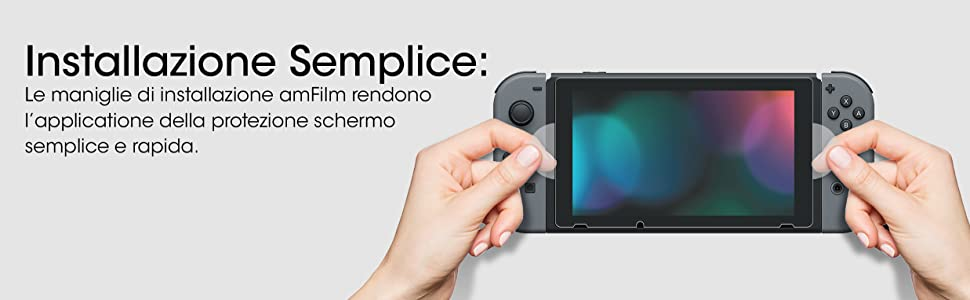 Nintendo Switch Installazione Semplice