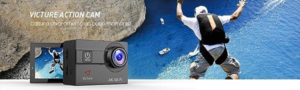 action camera 4k wifi action camera action cam impermeabile