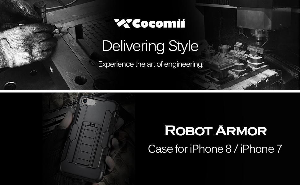 iPhone 8/iPhone 7 Case Robot Armor