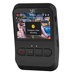 YI Dash cam Telecamera per auto