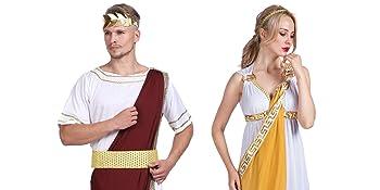 Costume greco per Famiglia & Coppia