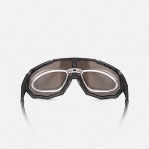 Ciclismo Polarizzati Lenti Occhiali Bici Occhiali da Sole Anti UV da Uomo Donna MTB e Running