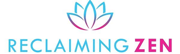 Reclaiming Zen Pietra Naturale Amazzonite Rosario 108 Preghiere Mala con Portafortuna Fiore di Loto