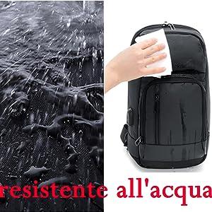 resistente all'acqua