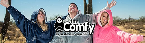 the comfy banner