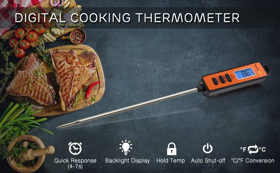 termometro digitale per carne