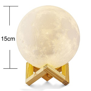 Luna Lampada 15CM