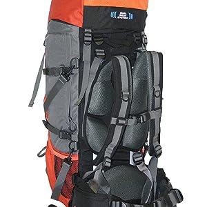 12ec6e467e MONTIS NADEL 60+20 - Zaino da trekking/borsa, 80 L: Amazon.it: Sport ...