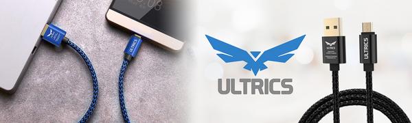 ultrics micro usb cavo