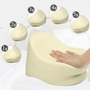cuscino per il ginocchio allevia la sciatica