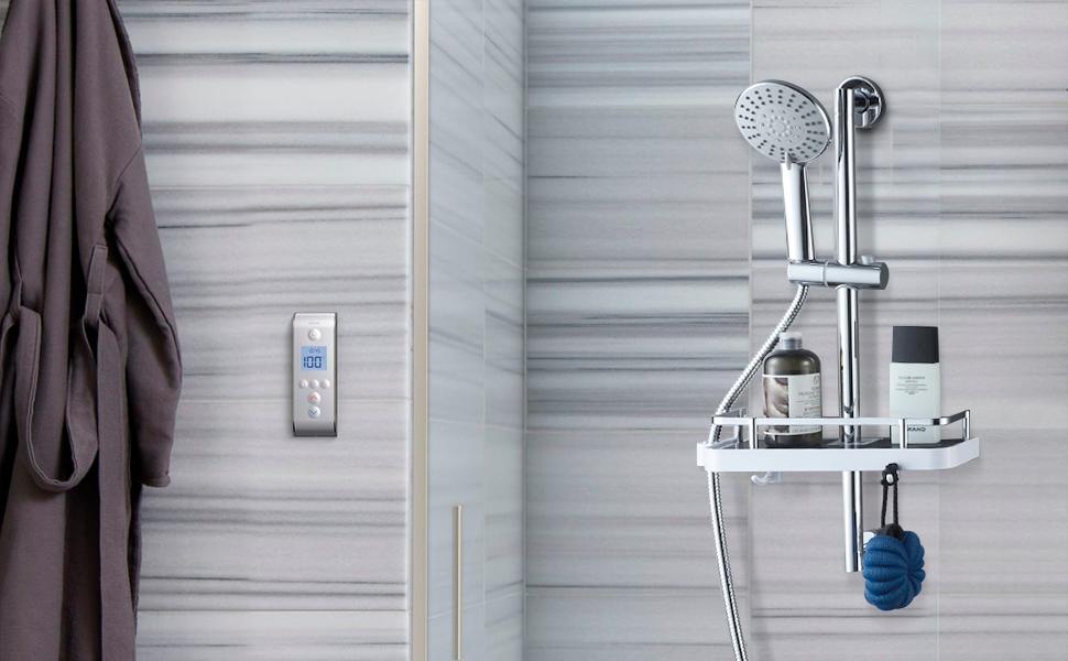 Bonade set doccia termostatico colonna doccia con cm asta