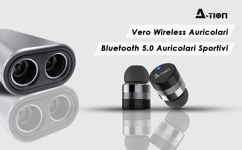 ation wireless earphones A + 1
